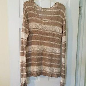 Lucky Brand summer sweater